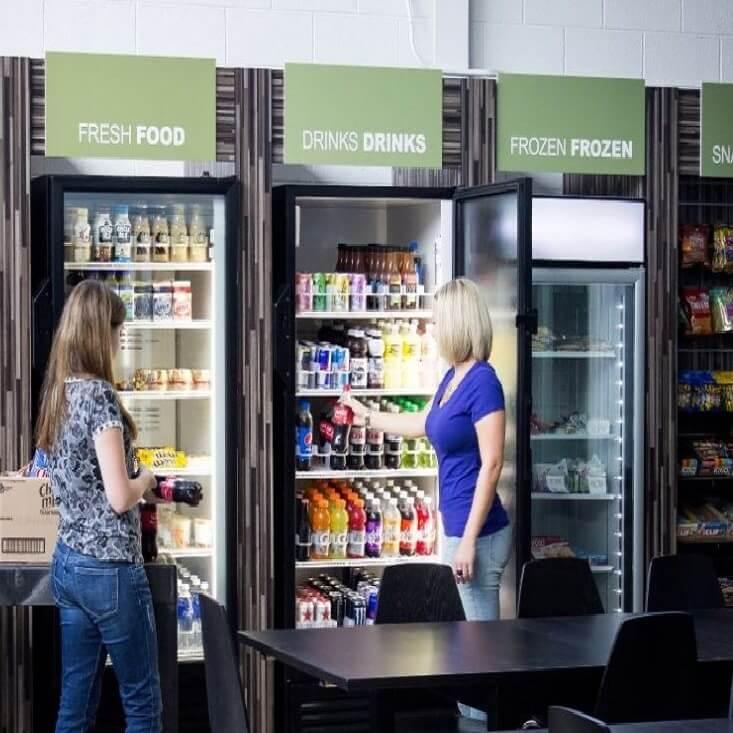 Micro Market Vending Boulder, Denver, Aurora, Louisville, Colorado